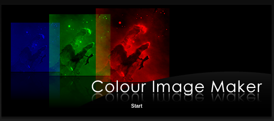 Learning about colours in astro photography
