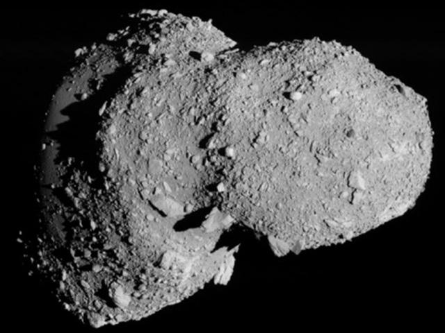 Simulating asteroid rotation