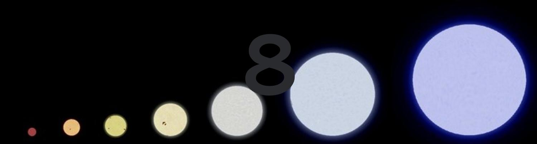 Star Evolution – 8 – Stages of Stellar Evolution